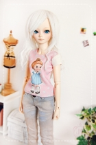 Unoa · MiniFee Paperdoll Betty T-Shirt