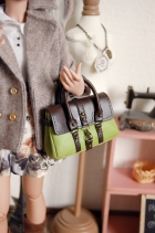 Handbag Green & Brown (5 LE)