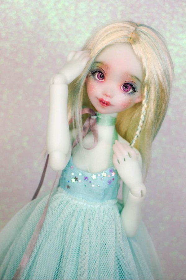 Momonita Iced Skin - 27cm ArtistDoll