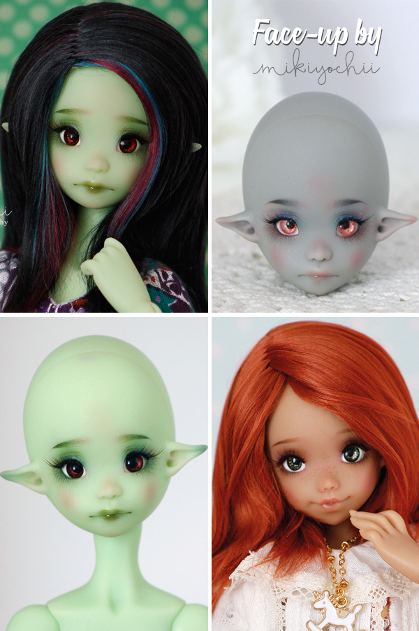 Faceup by Mikiyochii