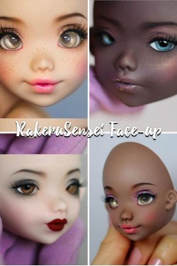 Faceup by RakeruSensei