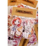 Stickers Chibi Pitusas Pack